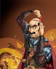 Captain Kindly by Dejan Delic