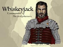 Whiskeyjack by yapattack
