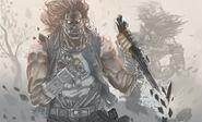 Icarium - Wrath of time by Shadaan
