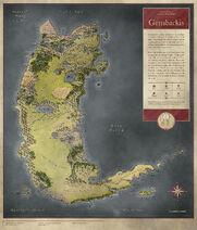 Genabackis V3 by Joshua Butler