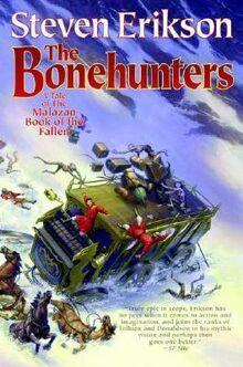 The Bonehunters US cover