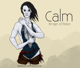 Calm by yapattack