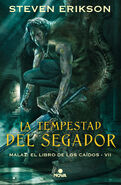 Spanish Reaper's Gale Cover