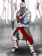 Dassem ultor the first sword by luztheren