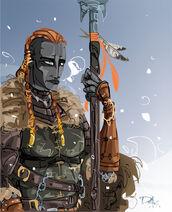 Trull Sengar by Dejan Delic