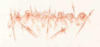 Imass army