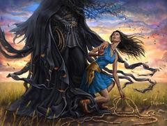 Apsalar and Cotillion by Kremena Chipilova