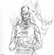 Quick Ben Sketch by Shadaan