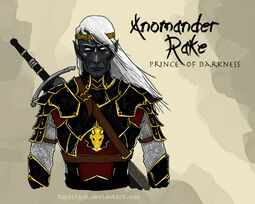 Anomader rake prince of darkeness by yapattack-d83t4kg