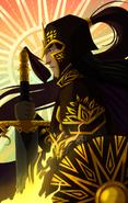 Captain of light by mrakobulka
