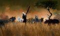 Hounds v Rake dA.jpg