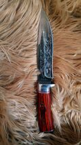 Tiste Andii dagger right side by FeanorArts