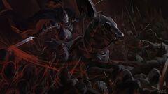 Itkovian at the Siege of Capustan by Artsed