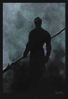 Knight of shadow
