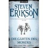Die Gärten des Mondes (Blanvalet) Paperback 2012