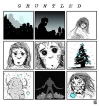 2019 - Gruntle xmas by Corporal Nobbs