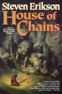 House of Chains US cover