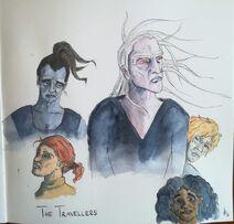 The travellers by hihafizi