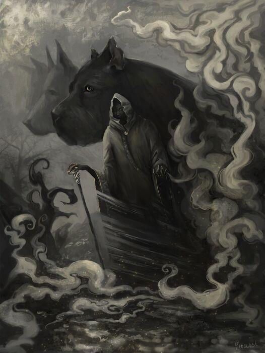 2019 - Shadowthrone by Ploscost