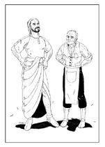 Tehol and Bugg by enolezdrata