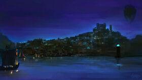 City of azure fire by artsed-d8wxrup