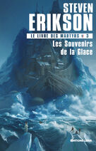 Memories of Ice French cover