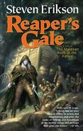 Reaper's Gale US cover