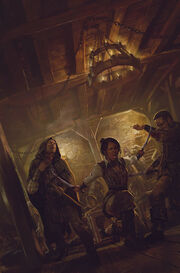 K'rul's Bar by Marc Simonetti