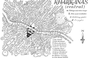 Central Kharkanas