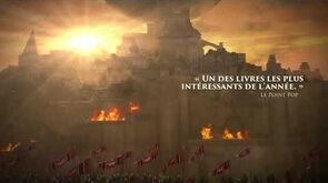 Malazan Book of the Fallen (animated trailer)