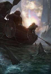 Turning Tide by Lauren Saint-Onge