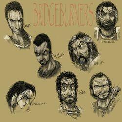 Bridgeburners by slaine69