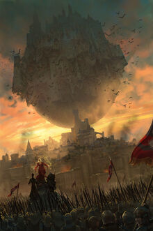 Battle of Pale by Marc Simonetti