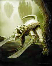 K'Chain Che'Malle K'ell hunter by Brentdgrooms