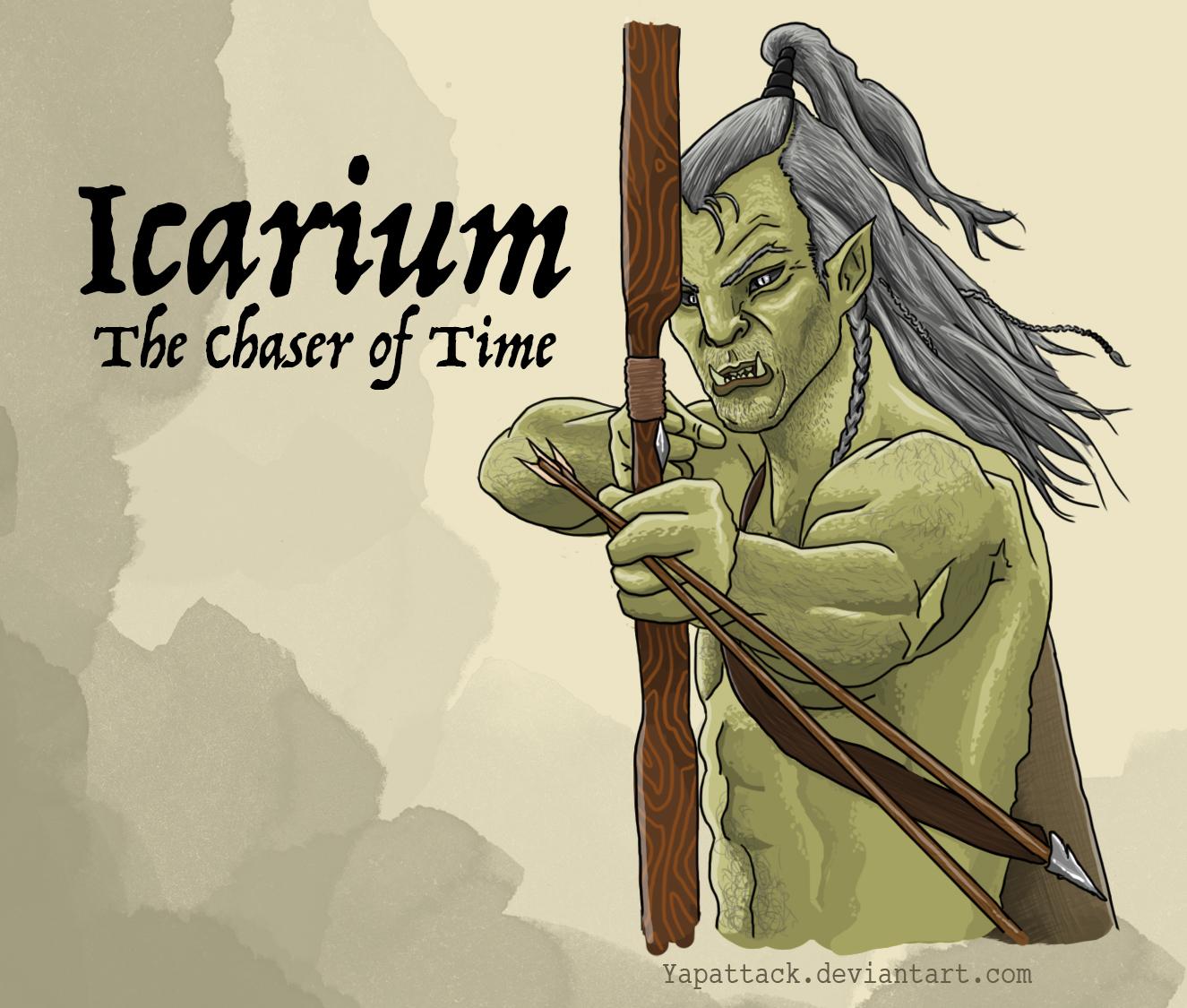 malazan book of the fallen icarium