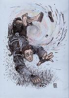 Sergeant Jumpy by PLUGO