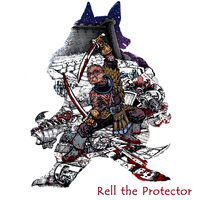 Rell the Protector by PLUGO