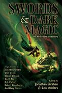 Swords and Dark Magic Subterranean cover