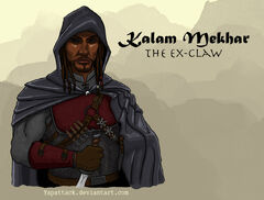 Kalam mekhar the ex claw by yapattack