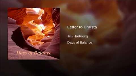 Letter To Christa