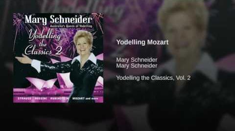 Yodelling Mozart