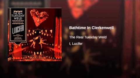 Bathtime in Clerkenwell