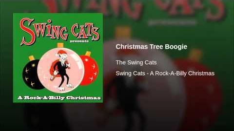 Christmas Tree Boogie