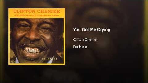 You Got Me Crying