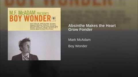 Absinthe Makes The Heart Grow Fonder