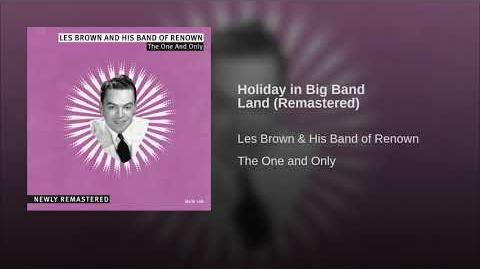 Holiday In Big Band Land