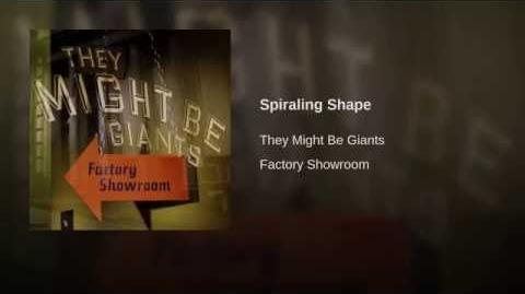 Spiraling Shape