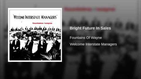 Bright Future In Sales
