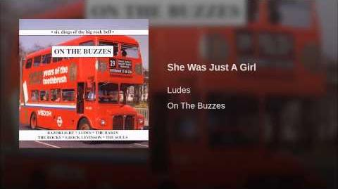 She Was Just a Girl