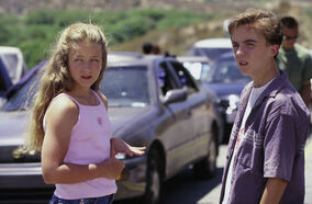 Malcolm-in-the-middle-series-S2 Traffic Jam
